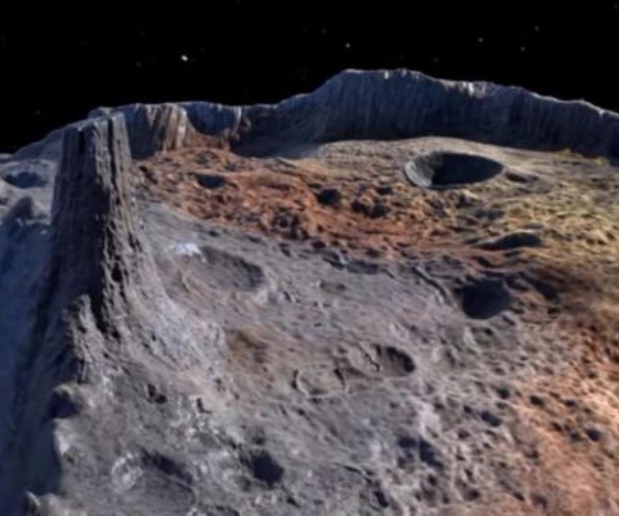 NASA BİNLERCE DÜNYAYA BEDEL BİR ASTEROİDİN PEŞİNDE