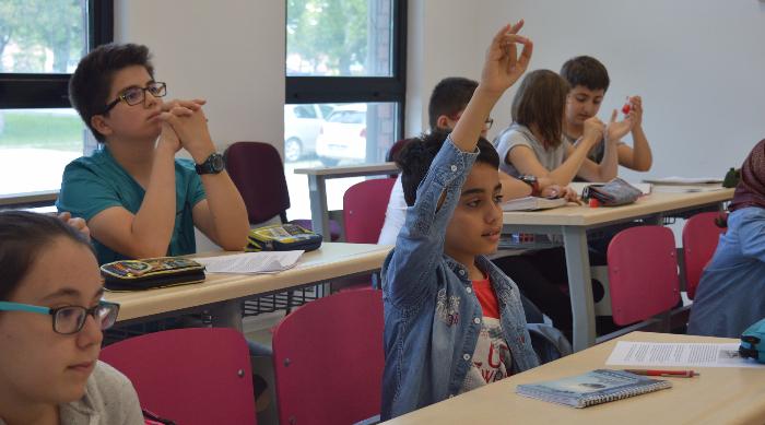 Üstün Yetenekliler Eğitim Programları Araştırma ve Uygulama Merkezi - ÜYEP - Anadolu Üniversitesi